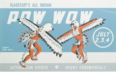 Shiprock Gallery - Save the Date! Native American Imagery in Adverstising, Thursday July 9, 5-7