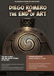 Shiprock Gallery - Diego Romero vs The End of Art