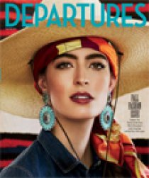 Shiprock Gallery - Departures Magazine, September 2013