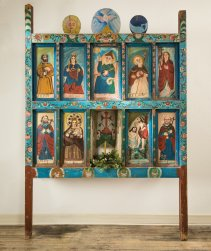 Shiprock Gallery - Shiprock Santa Fe Leads the Effort to Return  Culturally Significant Reredos to Chimayo