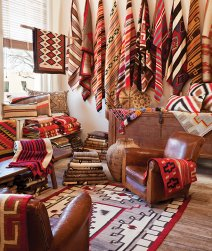 Shiprock Gallery - June 2015: Shiprock Santa Fe in Organic Spa Magazine