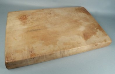 Wood Serving Board by Ben Rouzie
